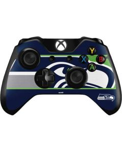 Seattle Seahawks Zone Block Xbox One Controller Skin