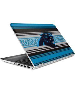 Carolina Panthers Trailblazer HP Pavilion Skin