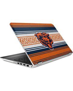Chicago Bears Trailblazer HP Pavilion Skin