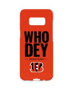 Cincinnati Bengals Team Motto Galaxy S8 Plus Lite Case