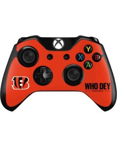 Cincinnati Bengals Team Motto Xbox One Controller Skin