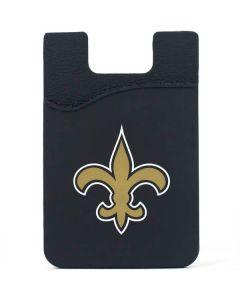 New Orleans Saints Phone Wallet Sleeve