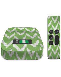 Nigeria Soccer Flag Apple TV Skin