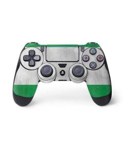 Nigeria Flag Distressed PS4 Pro/Slim Controller Skin