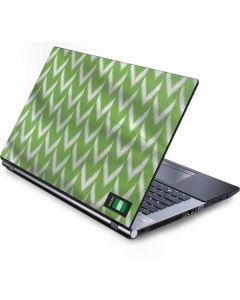 Nigeria Soccer Flag Generic Laptop Skin