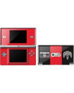 Nintendo Controller Evolution DS Lite Skin