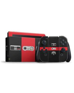 Nintendo Controller Evolution Nintendo Switch Bundle Skin