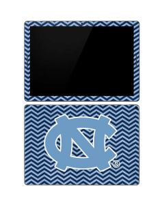 North Carolina Chevron Print Google Pixel Slate Skin