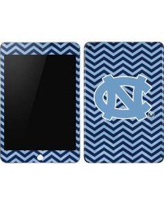 North Carolina Chevron Print Apple iPad Mini Skin