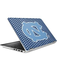 North Carolina Chevron Print HP Pavilion Skin