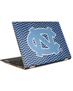 North Carolina Chevron Print HP Spectre Skin