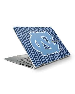 North Carolina Chevron Print HP Stream Skin
