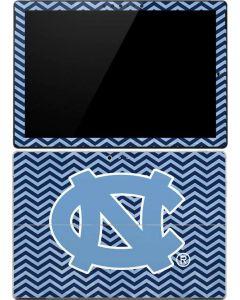 North Carolina Chevron Print Surface Pro (2017) Skin