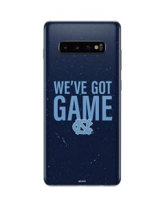 North Carolina Got Game Galaxy S10 Plus Skin