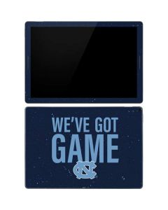North Carolina Got Game Google Pixel Slate Skin
