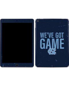 North Carolina Got Game Apple iPad Air Skin