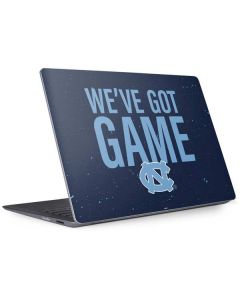 North Carolina Got Game Surface Laptop 2 Skin