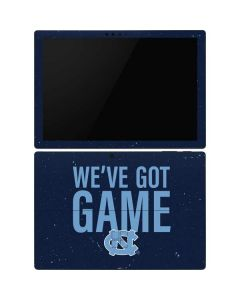 North Carolina Got Game Surface Pro 6 Skin