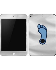 North Carolina Tar Heel Footprint Logo Apple iPad Mini Skin