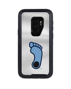 North Carolina Tar Heel Footprint Logo Otterbox Defender Galaxy Skin