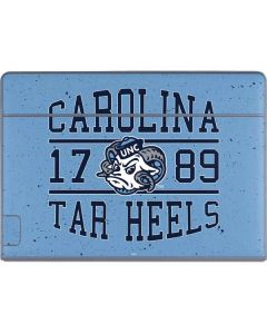 North Carolina Tar Heels 1789 Galaxy Book Keyboard Folio 12in Skin