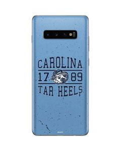 North Carolina Tar Heels 1789 Galaxy S10 Plus Skin