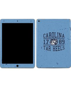 North Carolina Tar Heels 1789 Apple iPad Air Skin