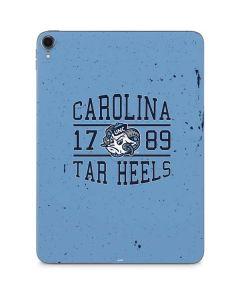 North Carolina Tar Heels 1789 Apple iPad Pro Skin