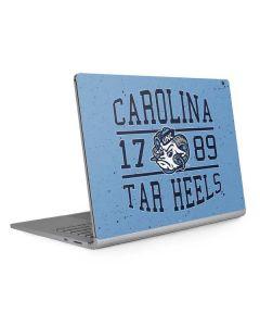 North Carolina Tar Heels 1789 Surface Book 2 15in Skin
