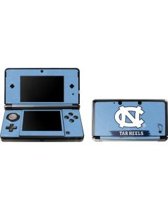 North Carolina Tar Heels 3DS (2011) Skin