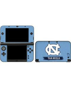 North Carolina Tar Heels 3DS XL 2015 Skin