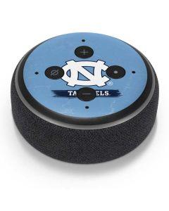 North Carolina Tar Heels Amazon Echo Dot Skin