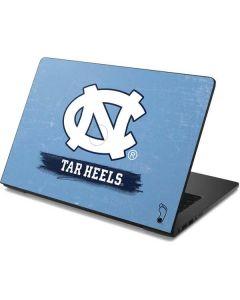 North Carolina Tar Heels Dell Chromebook Skin