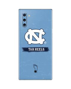 North Carolina Tar Heels Galaxy Note 10 Skin