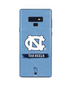 North Carolina Tar Heels Galaxy Note 9 Skin