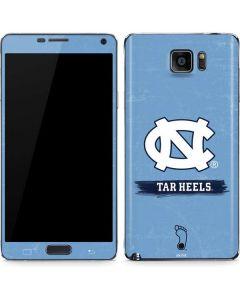 North Carolina Tar Heels Galaxy Note5 Skin