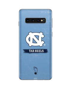 North Carolina Tar Heels Galaxy S10 Skin