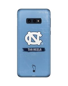 North Carolina Tar Heels Galaxy S10e Skin