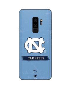 North Carolina Tar Heels Galaxy S9 Plus Skin