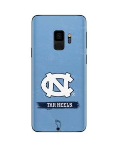 North Carolina Tar Heels Galaxy S9 Skin