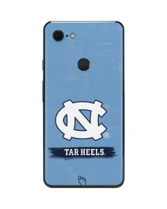 North Carolina Tar Heels Google Pixel 3 XL Skin