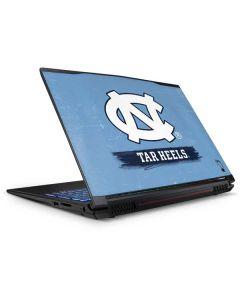 North Carolina Tar Heels GP62X Leopard Gaming Laptop Skin