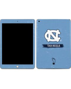 North Carolina Tar Heels Apple iPad Skin