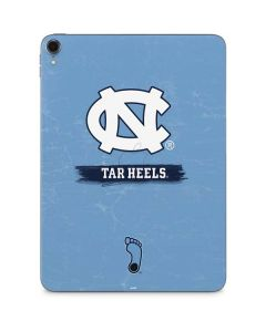 North Carolina Tar Heels Apple iPad Pro Skin