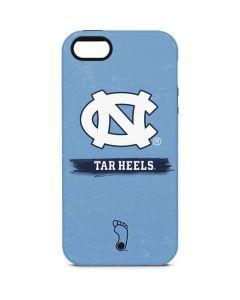 North Carolina Tar Heels iPhone 5/5s/SE Pro Case
