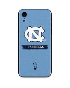 North Carolina Tar Heels iPhone XR Skin