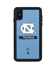 North Carolina Tar Heels iPhone XS Max Waterproof Case