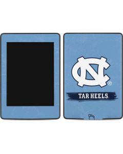 North Carolina Tar Heels Amazon Kindle Skin