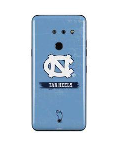 North Carolina Tar Heels LG G8 ThinQ Skin