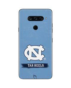 North Carolina Tar Heels LG V40 ThinQ Skin